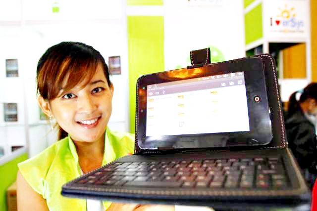 PC Tablet dan Modem Tren Masyarakat Modern