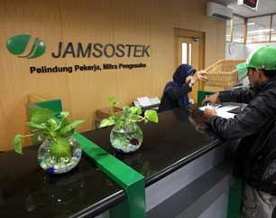 Jamsostek Gandeng Bank Jateng Salurkan PUMP