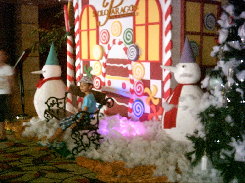 Sopar Hotel Gelar Secret of Christmas