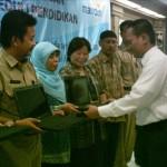 Bank Mandiri Hibahkan Rp325 Juta, Akses Pendidikan Di Solo