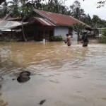 Dua Korban Tewas Banjir Bandang, Dimakamkan