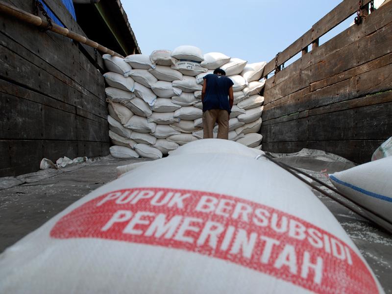 Tahun 2012 : Alokasi Pupuk Bersubsidi Jawa Tengah Sebanyak 1.907.000 Ton