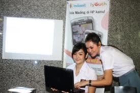 Indosat Layani 850 Juta SMS di Tahun Baru