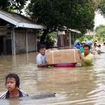 Ribuan Rumah Warga Kayen Kebanjiran
