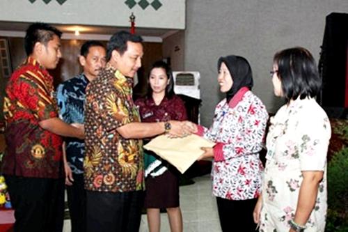 Optimalkan Penerimaan PBB, Pemkot Semarang Gandeng Bank Jateng