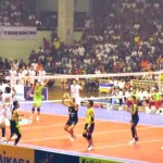 Tim Voli SBJ Taklukkan Samator Surabaya 3-0