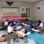 Aksi Sosial Donor Darah, Sambut HUT Bank Jateng