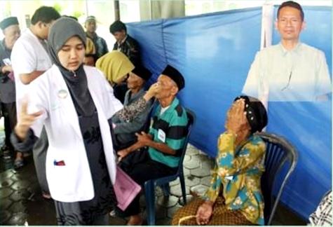 Bank Jateng Kerjasama RSI Sultan Agung Gelar Operasi Katarak Gratis