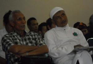 Ust. Edi Lukito - Panglima Laskar Umat Islam Surakarta (LUIS).