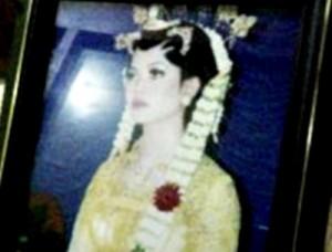Diana Saat Menikah
