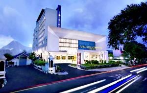 Exterior Atria Hotel & Conference