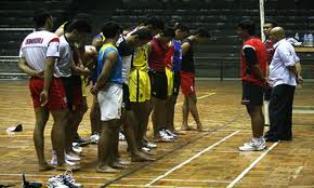 Jelang Proliga, SBJ Latihan di GOR Jatidiri