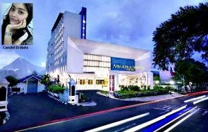 Exterior- Atria Hotel