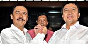 Hadi Prabowo-Don Murdono /Antara