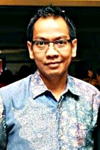 Nur Rachman Corporate Communication General Manager Alfamart