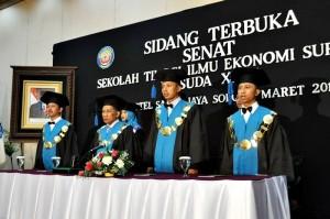 STIES Sidang Senat Wisuda XXVI