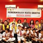 Program 'Mataku Sehat', Alfamart Gelar Pemeriksaan Mata Gratis