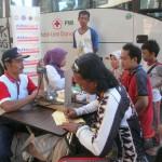Alfamart-PMI, Adakan Donor Darah Berhadiah