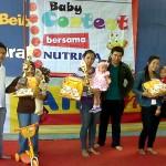 Gelak Tawa Warnai Baby Show Alfamart-Nutrisia