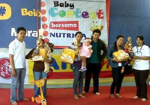 Kontes Bayi Sehat Alfamart - Nutrisari