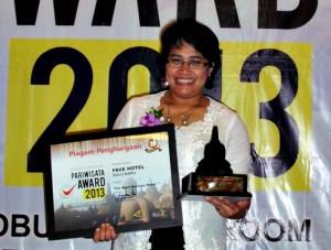 Aris Retnowati, General Manager favehotel Adi Sucipto & Solo Baru
