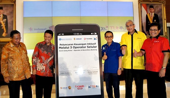 Indosat Mudahkan Transaksi e-Money