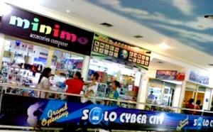 Solo Cyber City - SGM