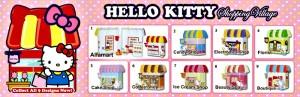 Hello Kitty Shopping Village