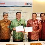 BNI-Alfamart Tingkatkan Layanan Remitensi