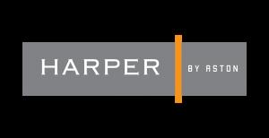 Logo dari Harper Hotels by Aston