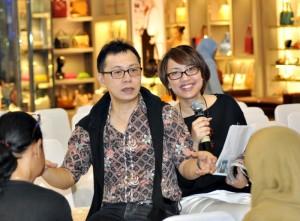 Panitia SBF 5 saat jumpa pers di Solo Paragon Mall, Minggu (25/8/2013)