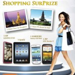 Shopping Surprize Solo Paragon Lifestyle Mall