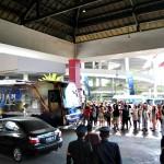 Audisi Indonesian Idol di Sopar Hotel