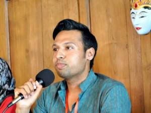 Kiran Rajagopalan, delegasi asal India