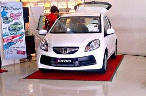 Unit Honda Brio