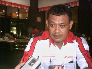 Suharto, Area Manager Pratama Kurnia Kasih Motor