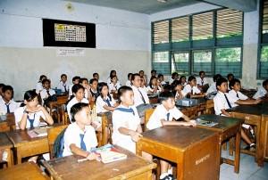 di-kelas