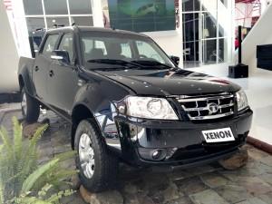 Varian Xenon Tata Motors Bermesin Diesel di IIMS 2013