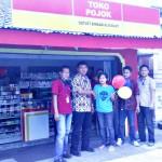 OBA Alfamart Membantu Pedagang Kelontong di Klaten dan Boyolali