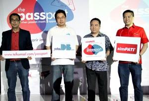 dari kiri ke kanan: Danny Oei (Digital Practitioner, CEO MindTalk), Ariadi Anaya (Managing Director JobsDB Indonesia), Rene Suhardono (Career Coach, Co-Founder Comma Working Space), Derrick Heng (Vice President Postpaid Marketing Telkomsel)