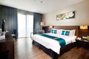 Kamar Deluxe dari Aston Luwuk Hotel & Conference Centre