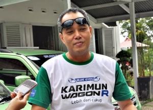 Branch Manager PT Solo Indonesia Utama, Bambang Mardijanto