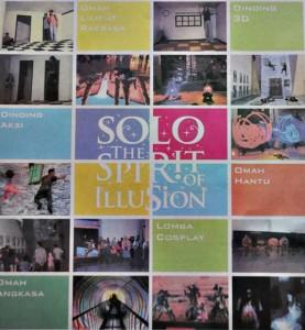 Solo The Spirit of Illusion, Wahana Hiburan Inovatif