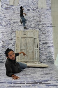 Dinding Ilusi