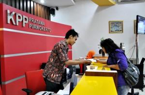 Pelayanan di KPP Purwokerto