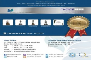 Choice Plus Indonesia