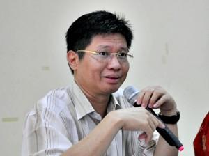 Susanto, Koordinator Pelaksana SIF