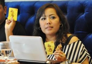 Miss Cicilia - The Urban Monk Jakarta