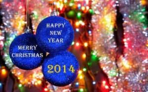Gambar Kartu Ucapan Natal dan Tahun Baru 2014 4