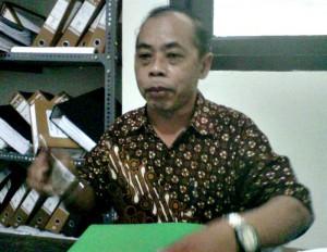 Ketua Panwaslu Karanganyar